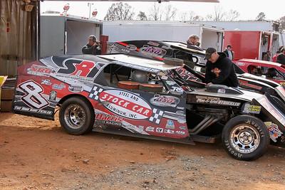 #8 modified Kyle Strickler
