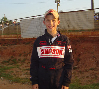 11 year old Blake Bentley can handle a car like a pro!