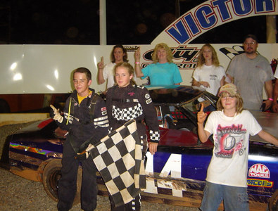 Young Guns feature winner # 14 Devin Williams