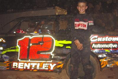 11 year old Blake Bentley