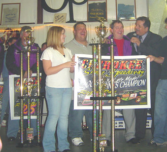 Roger Pate..City Late Model Champion for 2006