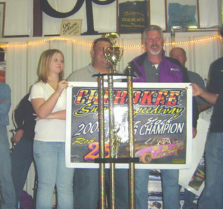 Rob Medlin was Super Stock 4 Champion