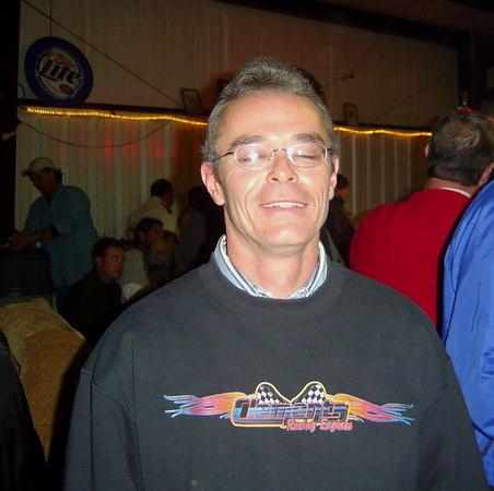 Danny Laughter dreams of racing his #65