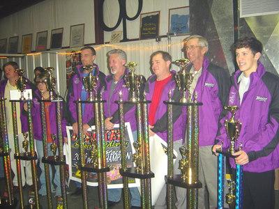 The Cherokee 2006 Champions and Big 10 Champ Chris Ferguson