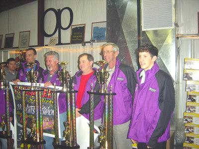 2006 Cherokee Champions