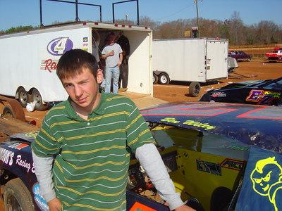 Ben Wiley won the Young Guns race