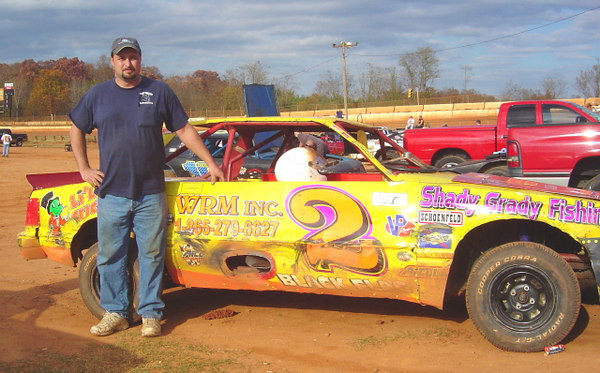 Cherokee Speedway Nov 11