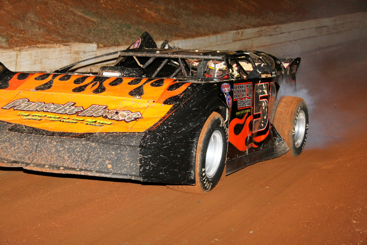 after knocking the rear axle out in a wreck, the body dropped down on the left rear wheel