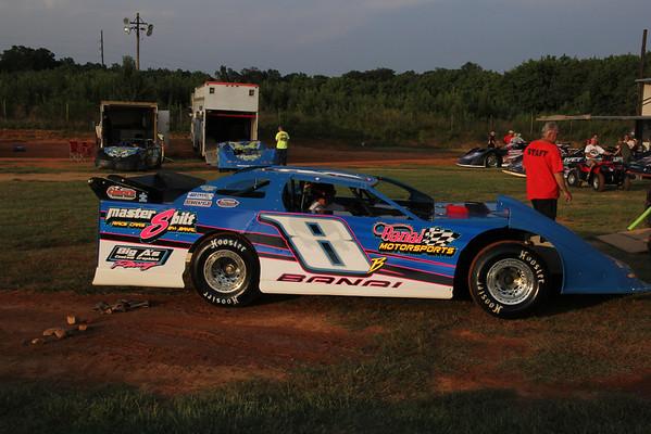 Bill Hendren Memorial...Cleveland County Speedway, NC
