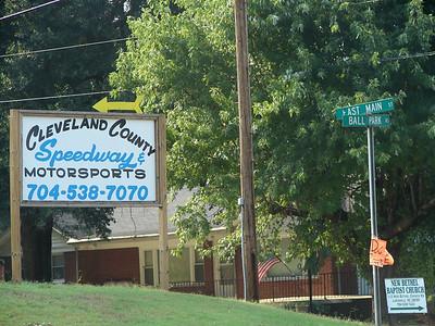 Carolina Clash: Cleveland County
