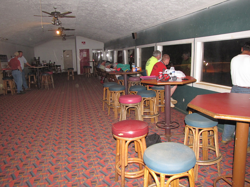"the ""Speedway Club"" at Cleveland County Speedwasy"