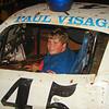#45 Paul Visage isa a hard driving 15 year old