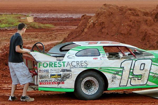 Cleveland County, NC NDRA race