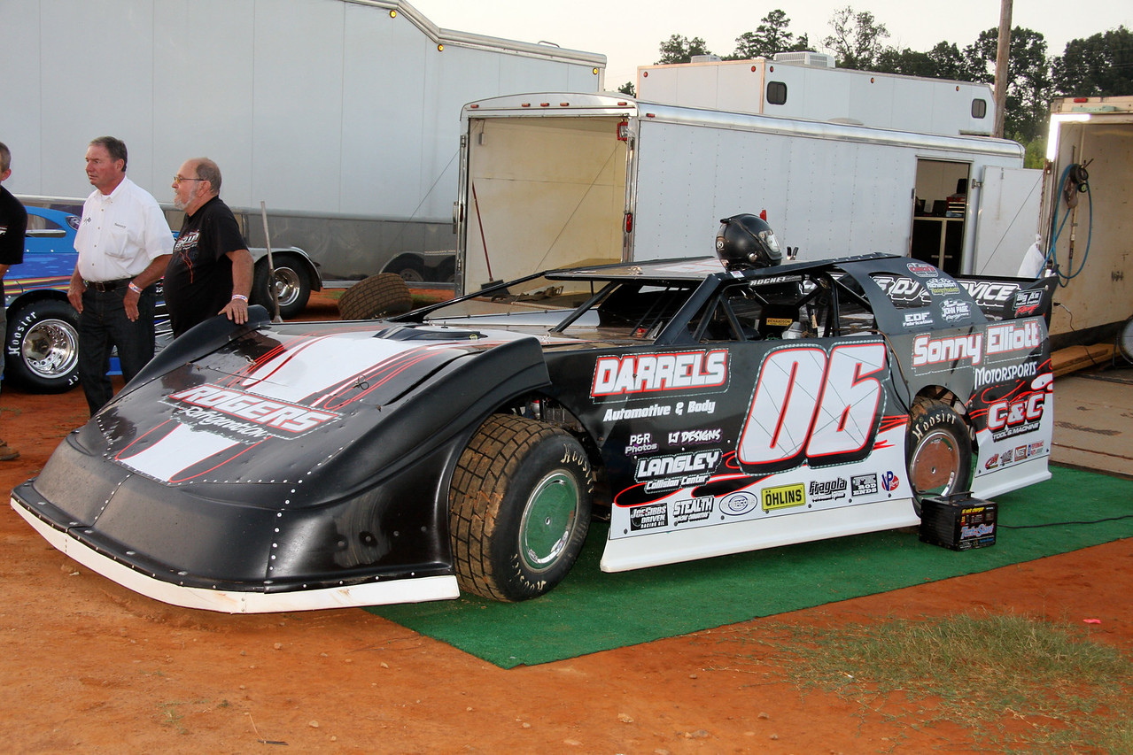 "DARRELS Automotive #06 driven by ""DownTown"" Michael Brown."