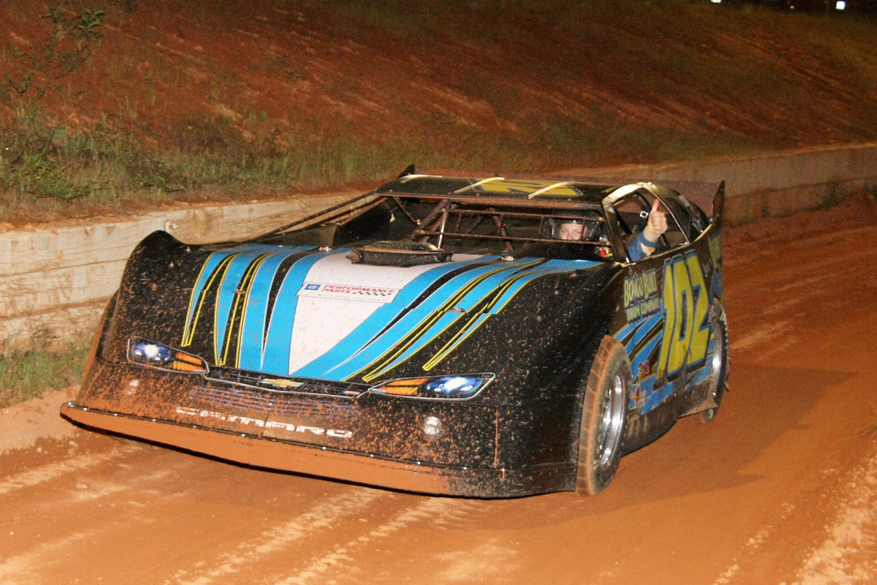 Kenny Barnes, Lawsonville, NC