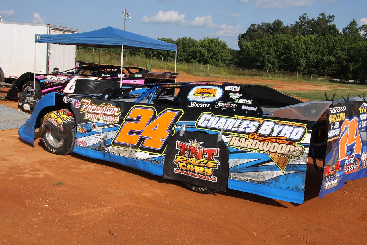 Charles Byrd Harwood sponsor.