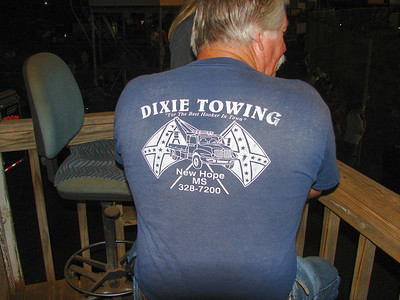 Bill Cole runs Dixie Towing in New Hope, Mississippi