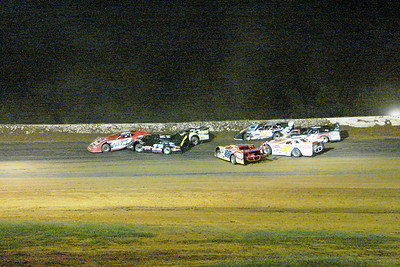 A mess in turn three