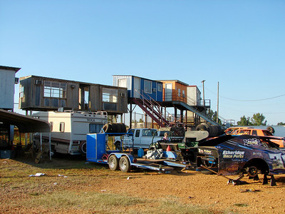 This is not Galveston..it's the fans suites at Columbus Speedway