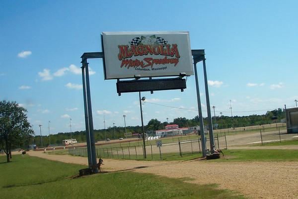 Magnolia Speedway Columbus, Miss
