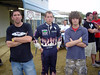 Steve Buckwalter #17B from Boyersford, Pa and Danny Holtgraver #D4 of Pittsburg, Pa and Cody Darrah #89