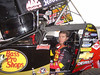 Paul McMahan from Freenbrier Texas in the Tony Stewart owned Bas Pro Shop car