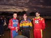drivers   , Jeff Bland jr and Shane Cottle