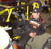 young Hunter Schuerenberg and the #10T