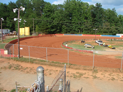 East Lincoln, NC Speedway July 28, 2007