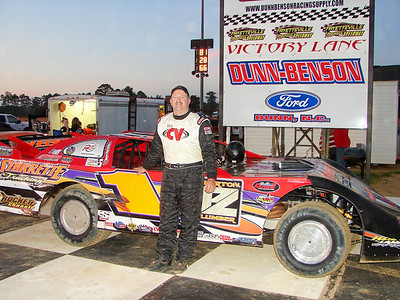 Ricky Weeks, fastest qualifier