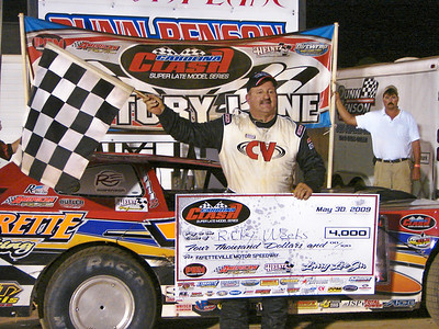 Carolina Clash winner Ricky Weeks