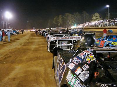 33 cars for the Carolina Clash race