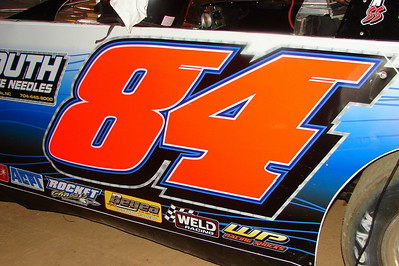 #84 Jay Sessoms finished 18th