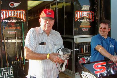 Mr Jack Starrette and Jeff Smith