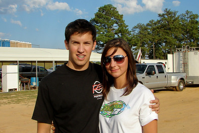 Chris Ferguson and Taylor Bonsignore