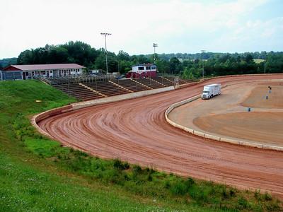 Friendshp Speedway  Elkins, NC Jun 13, 2009