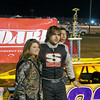 William Thomas won the Nathional Late Model Series feature