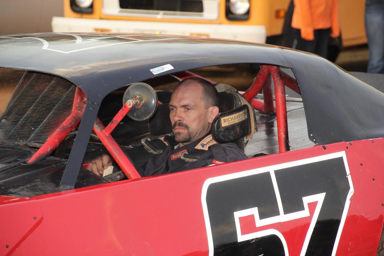 #57 Lance Miller