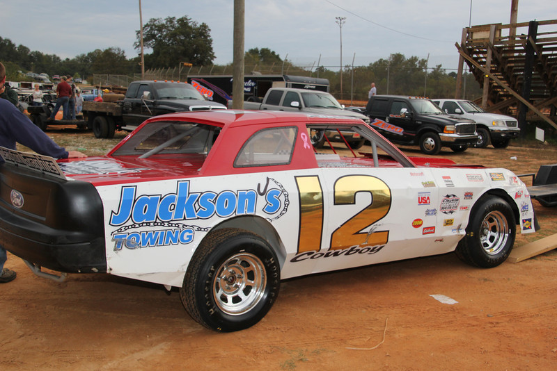 I could use some help identifying these cars and drivers.  <br /> If you could help, send names to<br /> <br /> Larrie_e@yahoo.com<br /> <br /> This is Jason Jolley's #12 Ford