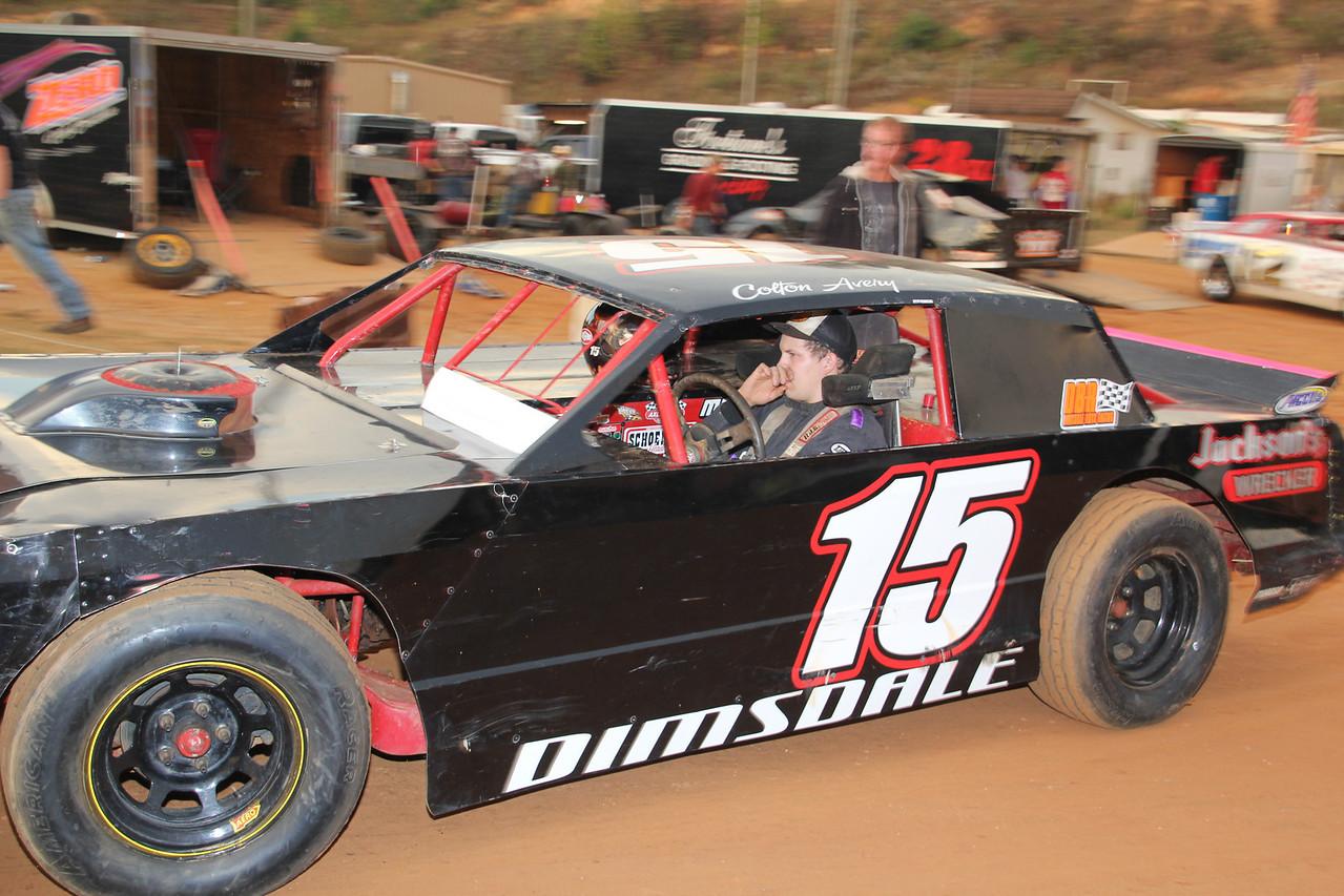 #15 Colton Dimsdale