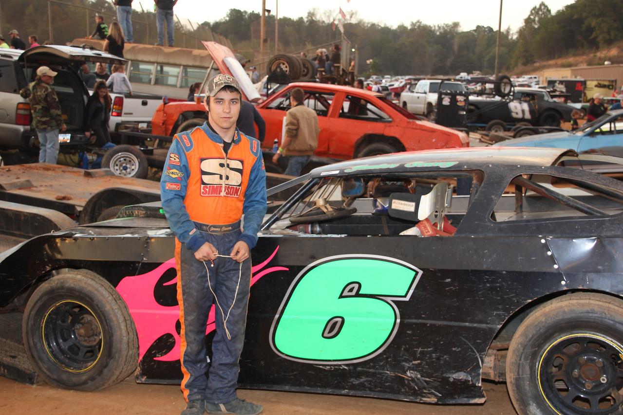 #6 Junior Searcy