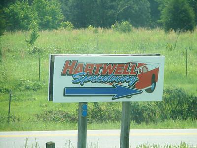 Hartwell Speedway, Georgia