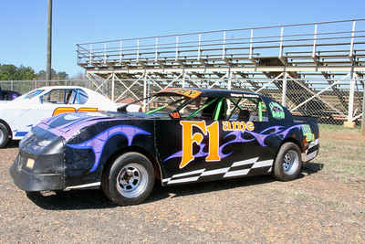 "the F1 ""flame"" of Wayne Heatherly"