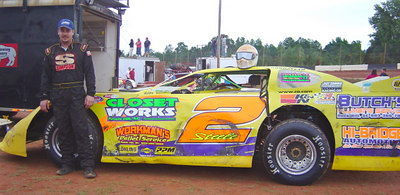 Rick Hill's Chris Steele #2