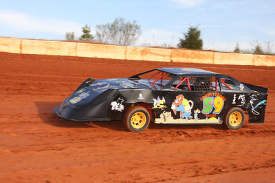 Mike Miller was 2nd tonight in the Looney Tunes car...which came first the team or the name?