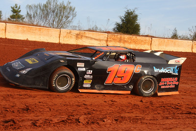 Wesley Cadwallader ran his #19c to 10th place in crate class