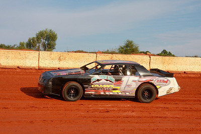 #15 Wayne Bell was 2nd in renegades in the Top of the Hill car