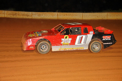 #0 the Joe Stephenson was 3rd in crate sportsman