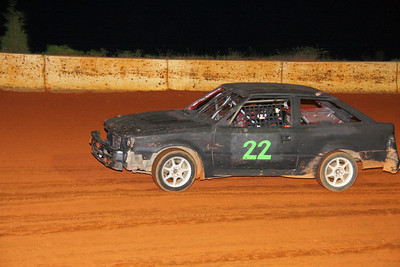 #22 Billy Laney front wheel drive