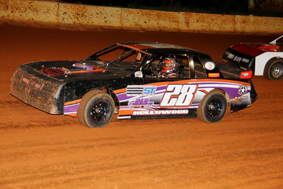 """Hollywood"" Taylor Puckett was 4th in crate sportsman"